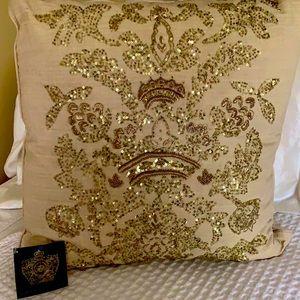 Court of Versailles decorative pillow